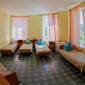 Спальня в реабилитационном центре «Исток» (Алушта)