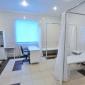 Процедурный кабинет в реабилитационном центр «Ковчег» (Краснодар)