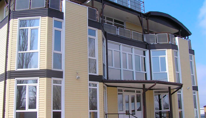 Здание реабилитационного центра «Ковчег» (Волгоград)