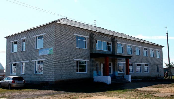 Здание реабилитационного центра «Надежда» (Екатеринбург)