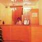 Ресепшн в реабилитационном центре «Ориентир» (Владивосток)