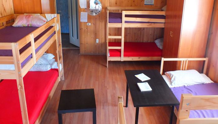 Спальня в реабилитационном центре «Восстановление» (Казань)