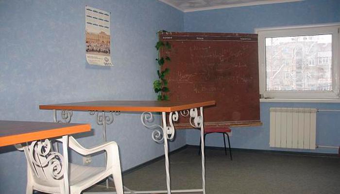 Зал для занятий в реабилитационном центре «Возрождение» (Калуга)