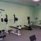 Спортзал в реабилитационном наркологическом центре «Путь жизни» (Кемерово)
