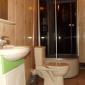 Ванная в реабилитационном наркологическом центре «Путь жизни» (Кемерово)