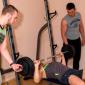 Спортзал в реабилитационном наркологическом центре «Решение» (Архангельск)