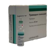 Трамадол - как опасное наркотическое вещество