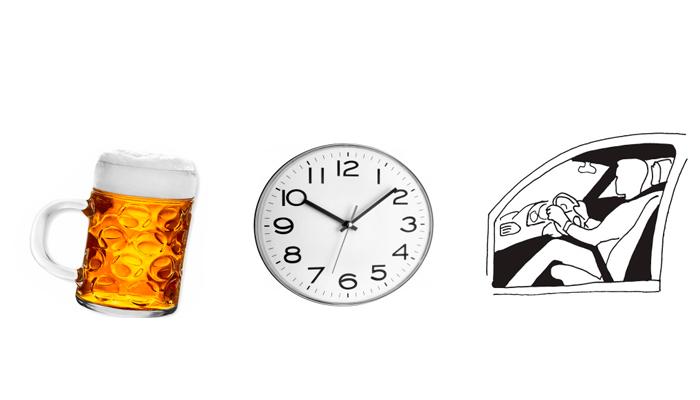 Время выведения пива из организма