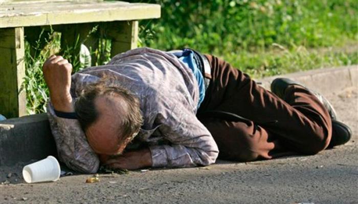Запрет на подшивку людям страдающим третьей стадией алкоголизма