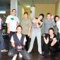 Занятия спортом постояльцев в женском реабилитационном центре «Здоровое поколение Кавказа»