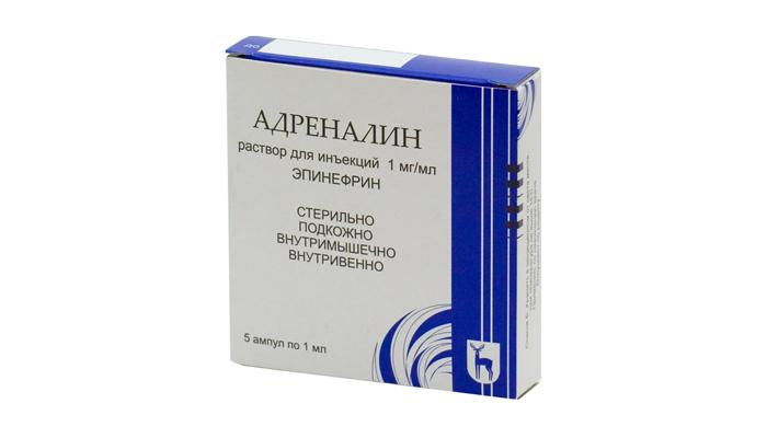 Эпинефрин в помощь при сильной аллергии