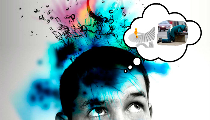 Правильные мысли зависимого после метода НЛП