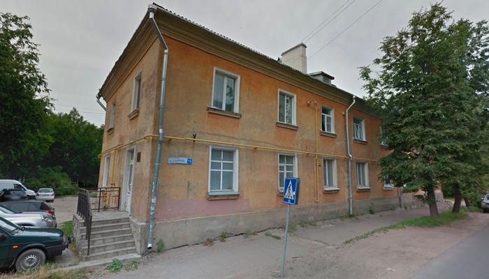 Расположение медицинской службы «Помощь» (Псков)
