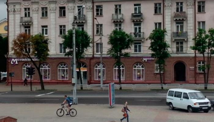 Расположение медицинского центра Панченко Л.Н. (Могилев)