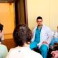 Общение с психотерапевтом в наркологической клинике «Альфа-Мед» (Москва)