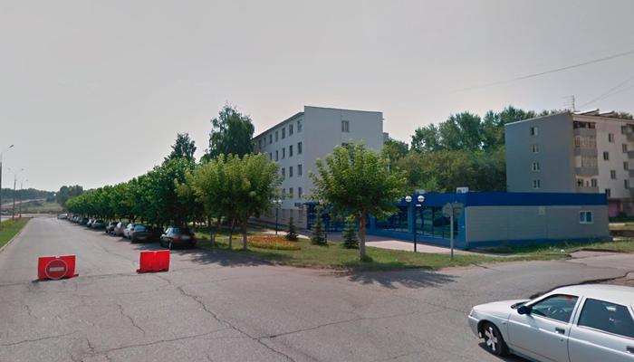 Расположение наркологической клиники «Алкоstop» (Набережные Челны)