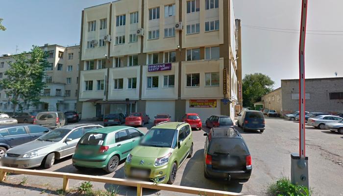 Расположение наркологической службы «Наркология 24 часа» (Тверь)