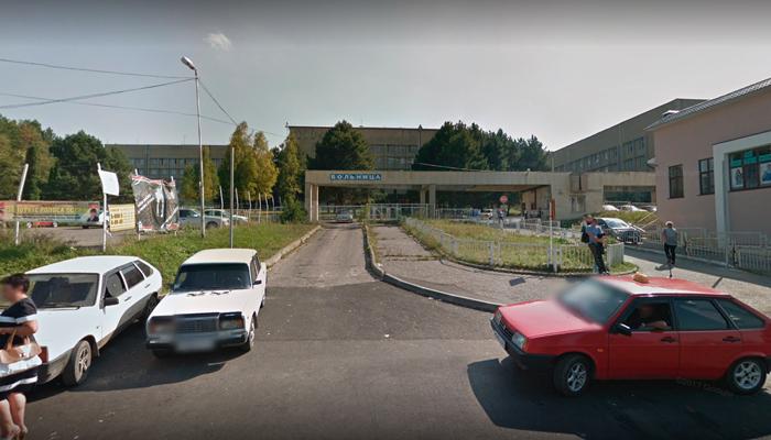 Расположение Кисловодской городской больницы с наркологическим отделением