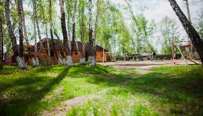 Территория реабилитационного центра «Горизонт» (Екатеринбург)