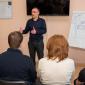 Лекция для постояльцев в реабилитационном наркологическом центре «Решение» (Абакан)