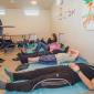 Занятия постояльцев спортом в реабилитационном наркологическом центре «Инсайт» (Владивосток)