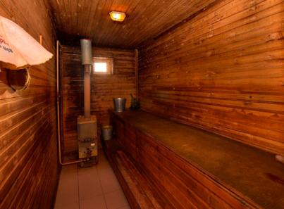 Баня в реабилитационном наркологическом центре «Развитие» (Вологда)
