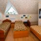 Спальня в реабилитационном наркологическом центре «Развитие» (Вологда)