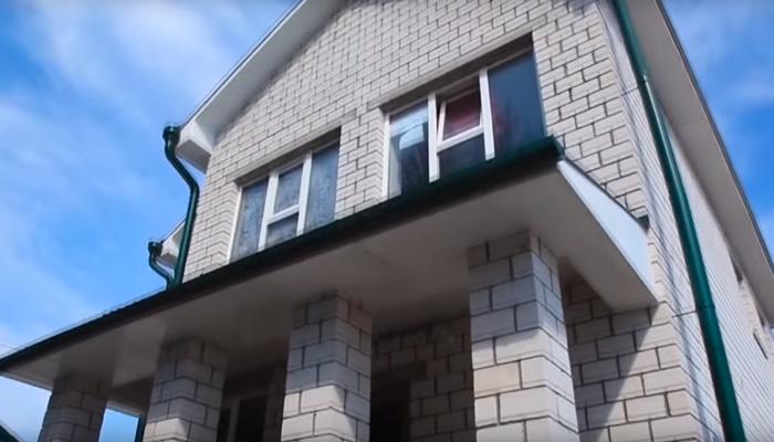 Здание реабилитационного центра «Айсберг» (Иваново)