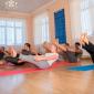 Занятия постояльцев спортом в реабилитационном центре «Решение» (Иваново)