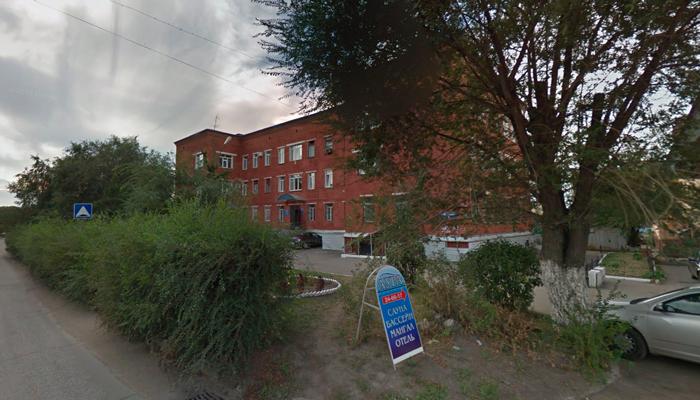 Расположение наркологического кабинета доктора Выдашенко в Омске