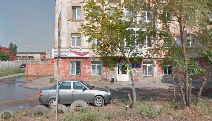 Расположение наркологического кабинета врача-нарколога Александрова в Омске