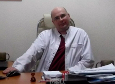 Врач психиатр-нарколог Александров Сергей Александрович (Омск)
