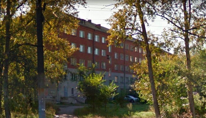 Расположение наркологического кабинета врача-нарколога Ведерникова в Омске