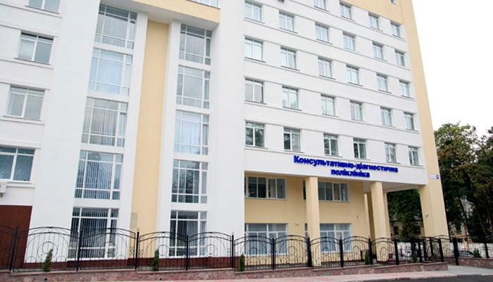 Расположение кабинета врача-нарколога Борушевского Анатолия Адамовича в Житомире