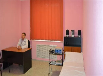 Кабинет в медицинском центре Домашний доктор