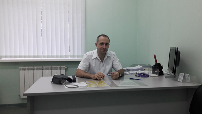 Доктор Гречкосей Д. И.