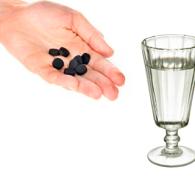Активированный уголь перед употреблением алкоголя - стоит ли игра свеч?