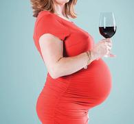 Алкоголь во время беременности: смертельное влияние спиртного на ребенка