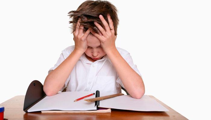 Трудности обучаемости ребенка который страдает ФАС