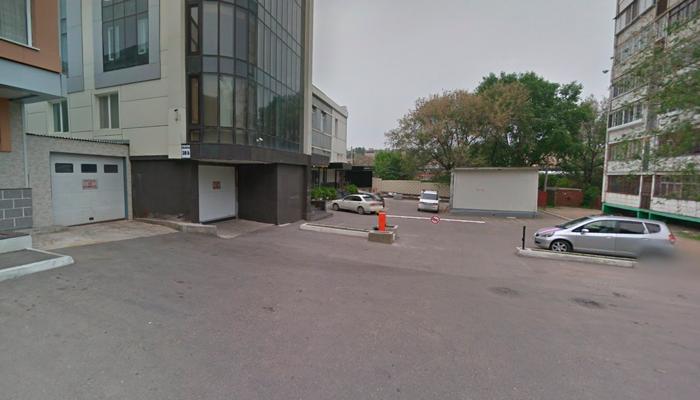 Расположение медико-психологической клиники кодирования в Хабаровске