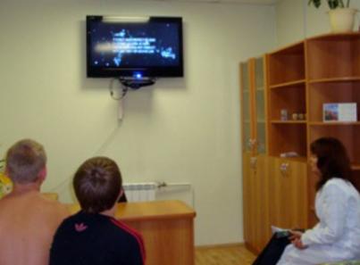Детско-подростковое отделение в Челябинской областной клинической наркологической больнице