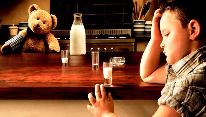 Появление самосаботажа в следствии одинокого детства