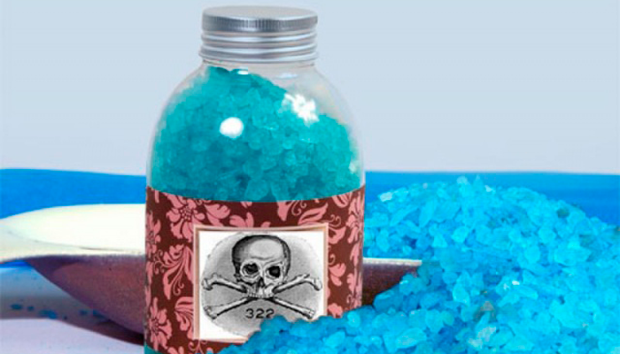 Наркотическая соль для ванной