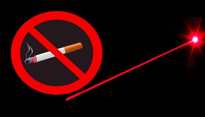Кодирование от никотиновой зависимости с помощью лазера