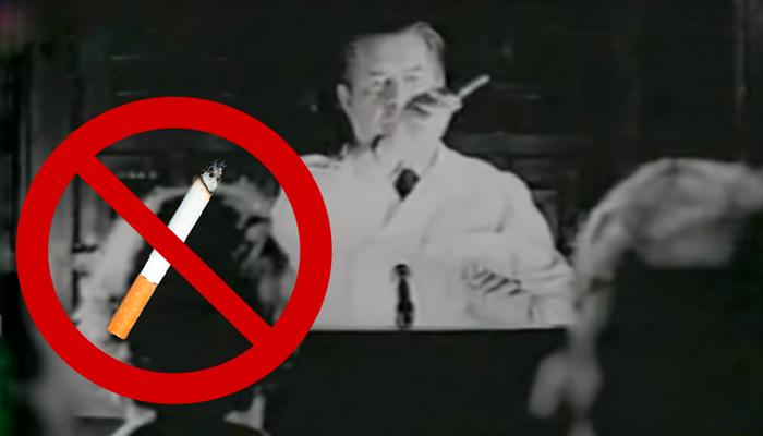 Кодировка от курения по методу Довженко