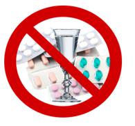 Лекарства несовместимые с алкоголем: что никогда не стоит сочетать