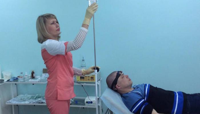 Манипуляционная в медицинском центре «Европа-Бриз» (Ульяновск)