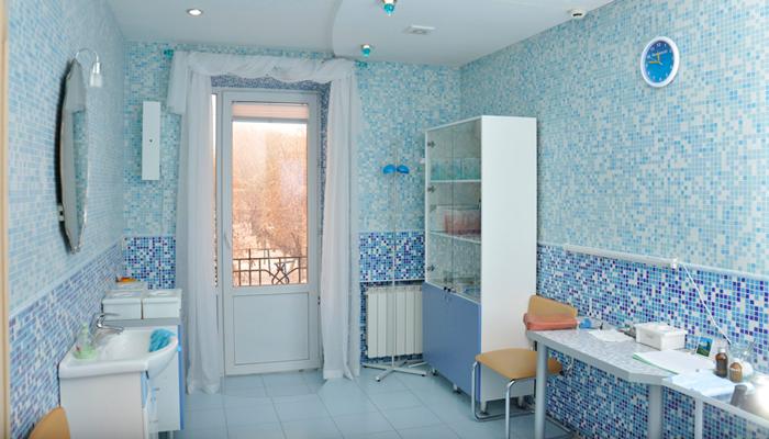 Манипуляционная в медицинском центре «Настроение» (Магнитогорск)