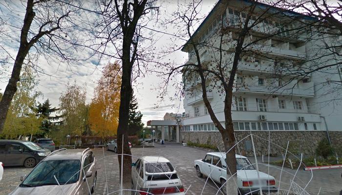 Расположение наркологической клиники доктора Воробьева (Пятигорск)