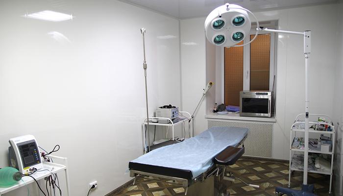 Операционная в наркологической клинике «Гармония жизни» (Тула)